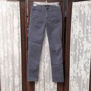 American Eagle Outfitters Gray Skinny Jeans
